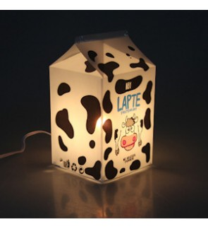 New Design Milk Light