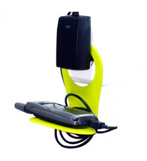 Cell Phone & Charger Seat